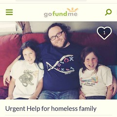 http://x.jenn.nu/2rFqnhm We are #homeless - and in urgent need of monetary help to get our belongings out and into storage by 6/28, as well as help with move-in costs. Thank you from the bottom of my heart to anyone who is able to help in any way. http:// (Jenn ♥) Tags: ifttt instagram