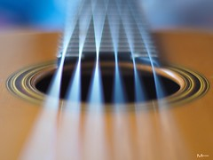 _5002189 (Concert Photography and more) Tags: 20170519guitarhero bokeh olympus om zuiko 55mm f12 closeup macro boke lines shapes softfocus vintagelens