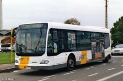 De Lijn 4166-3 (Public Transport) Tags: delijn autobus bus buses bussen belgique busen bussi busz kortrijk transportencommun trasportopubblico publictransport mercedes