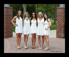 Quinnipiac Girls (Peter Camyre) Tags: girl girls quinnipiac college university graduation dress face faces happy pretty smile smiling fashion heels wedges legs feet people beauty beautiful peter camyre photography model models modeling pose posing standing shoes friends picture border portrait canon 5d mkiii ef 2470 f28l ii usm lens speedlite monday may 15 2017 campus whitedress ef2470mmf28liiusm canoneos5dmarkiii