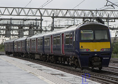 321420 1K33 Southend Victoria to Liverpool Street (hetsc68) Tags: 2017 may 27052017 london england stratford railways trains aga abelliogreateranglia class321 321420
