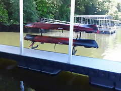 Dock Accessories - Kayak Racks