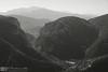 Gola di Frasassi (AvventureInSella) Tags: frasassi blackwhite bn gole montagna panorama