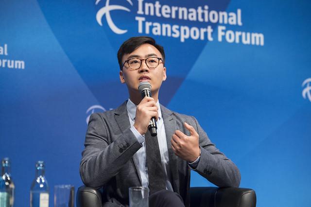 ITF's Guineng Chen