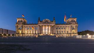 Reichstag building, Berlin-Mitte