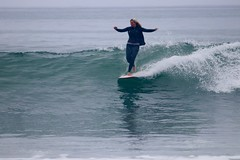 IMG_8414 (palbritton) Tags: surfergirl singlefin surf ocean waves noseride