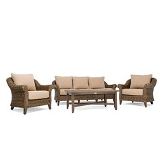Bahamas Couch 4 Piece Seating Set Blue Oak Outdoor (Blue Oak Outdoor) Tags: blueoakoutdoor blueoak blueoakoutdoorfurniture patio patiofurniture