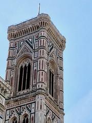 Verso il cielo (trovado73) Tags: giottosbelltower architettura campaniledigiotto belltower campanile firenze flickertravelaward