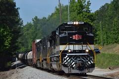 Savannah & Atlanta Heritage SD70ACe NS 1065-182 (southernrailway7000) Tags: norfolksouthernrailroad savannahatlantaheritagesd70acens1065