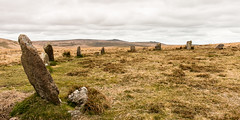 Stone Circle (Keith in Exeter) Tags: stonecircle bronzeage archaeology dartmoor landscape devon whitmoor moorland outdoor hills