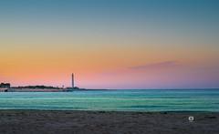 Kaleidoscopic sunrise (Michele Naro) Tags: sanvitolocapo trapani tramonto sunrise sicily sicilia sizilien sicile sea samyang85mmf14 italien italy italia italie iamnikon nikon nikond610