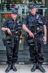 Thank Goodness for these Guys (Fermat48) Tags: manchester police armedresponse stannssqure terrorattack manchesterarena