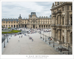 The Louvre (G Dan Mitchell) Tags: louvre museum art paris france buidling historic travel urban street europe