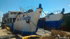 M/V LADY OF CHARITY (BukidBoy_31) Tags: ladyofcharity medalliontransport ship ships philippineship philippineships ubayport ubaybohol bohol philippines