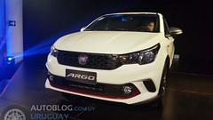 Lanzamiento regional del Fiat Argo (Autoblog Uruguay) Tags: lanzamientos fiat