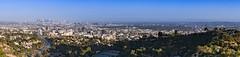 City of Angels (Vincen Chuang) Tags: losangeles unitedstates america california panorama skyline urban cityofangels 美國 加州 洛杉磯 全景 天際線 都會 sony sonnartfe55mmf18za a7rii a7r2 55mm city