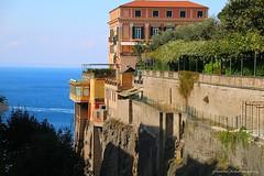 Grand Hotel Ambasciatori scenes and views, Sorrento - Italy (jackfre 2 (away for a few days)) Tags: italy amalficoast sorrento hotel grandhotelambasciatori luxury views sea breathtakingviews cliffs