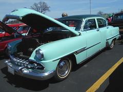 1954 DeSoto Firedome (splattergraphics) Tags: 1954 desoto firedome mopar hemi carshow southernknightsrodcustomcarclub charlottehallmd