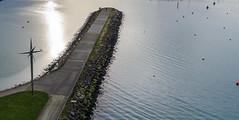 Above the Irish Sea (Wind Watcher) Tags: windwatcher kite dopero howth harbor kap irish sea ireland water