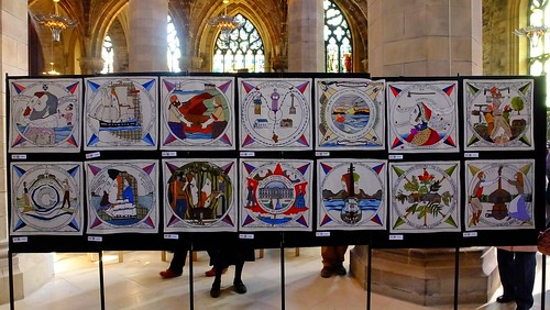 Scottish Diaspora Tapestry
