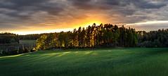 Kagghamra (photomatic.se) Tags: ifttt 500px sky sunset sun clouds sweden dramatic stockholm grödinge