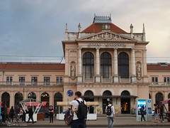 main train station front