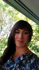 Video (Annastasya) Tags: nastjona crossdress tgirl transvestite dance smiling smile crossdresser happy