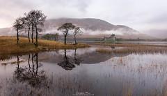 Kilchurn Castle (chrismarr82) Tags: nikon scotland lee castle kilchurn reflection tree water loch awe