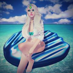 Endless Summer (Rosemaery Lorefield ♥ The Royal Bohemian) Tags: luvya bootysbeauty catwa iconic {s0ng} ersch yokai whimsical maitreya envious foxcity realevilindustries