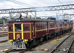 Transport Heritage Expo 2017 - -7 (john cowper) Tags: transportheritagensw centralrailwaystation transportheritageexpo heritagediesels nswrailmuseum 3642 3041 4001 mortuarystation entertainment queensbirthdayweekend sydney newsouthwales