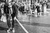 Walk This Way (Steve Mitchell Gallery) Tags: people walk walking hunched hunchedover stride pedestrians street