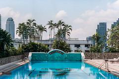 My pool (valentino.pt) Tags: 2007 400 bangkok film m3 pakon portra street summicron