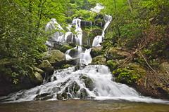 Catawba Falls (esywlkr) Tags: waterfall catawbafalls slowwater landscape mcdowellcounty nc wnc northcarolinapisgahnational forest stream river