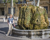 The Problem Photographing the Fountains in Aix