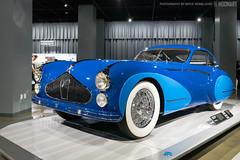 1948 Talbot-Lago Type 26-GS (Bryce Womeldurf) Tags: 1948 2016 california hoonart losangeles petersenautomotivemuseum saoutchik talbotlago thepetersen type26gs classiccar vintage