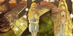○ Fresh Air (♡ ~ Ayako Hannu~ ♡) Tags: secondlife ayako sakurablush sintiklia gyaru hime mignon kiiko