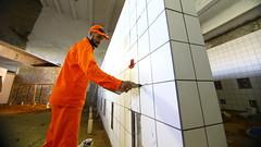 Teatrao-11claudio (Prefeitura de São José dos Campos) Tags: obrateatrão funcionáriourbam emprego trabalhador pedreiro construção claudiovieira
