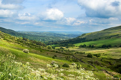 Valley in Brecon (RyanMorris_Photography) Tags: elements brecon breconbeacons countryside landscape hills grass mountains landscapephotography sky blue canon