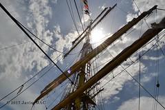 El Velero Rumano Mircea es un velero del tipo barca de tres mástile  (46) (javier_cx9aaw) Tags: elero rumano mircea