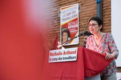 nathalie-arthaud-20170317_DSC0606 (patrickbatard) Tags: 2017 nathaliearthaud pcf campagne gauche lutteouvrière particommuniste présidentielle élection