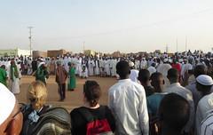 Ceremony of the Whirling Dervishes (1) (hansbirger) Tags: sudan omdurman hamed dervishes sufi year2017