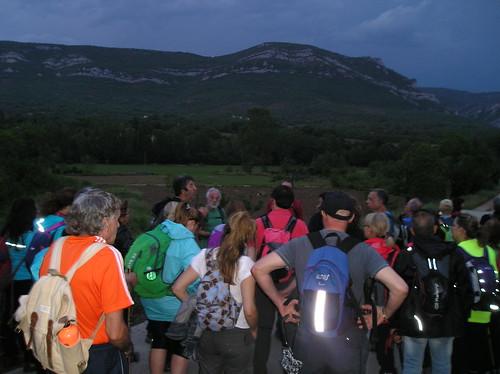 Marcha nocturna de Senderismo por Burgos Fotografia Javi Cille (13)
