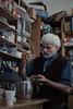 Saleh's Spice shop (Thomas Sammut Photography) Tags: portrait spices shopkeeper tea