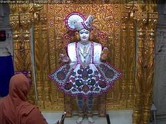 Ghanshyam Maharaj Rajbhog Darshan on Wed 31 May 2017 (bhujmandir) Tags: ghanshyam maharaj swaminarayan dev hari bhagvan bhagwan bhuj mandir temple daily darshan swami narayan rajbhog