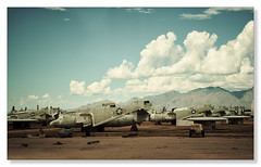 E2 Hawkeye - Airborne Early Warning (Naval) (Northern Pike) Tags: airborneearlywarning 309thaerospacemaintenanceandregenerationgroup309amarg davismonthan afb tucson e2hawkeye boneyard