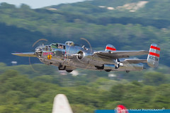 panchito_takingoff5 (ronfin44) Tags: wwii wwiiweekend wwiiairshow war airplane aircraft soldiers allies allied axis german ss nazi yankee lady b17 b25 b24 liberator panchito russians russian ruskie british paratrooper army navy marines airforce veterans veteran uniform medals awards troops
