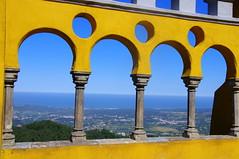 SINTRA PORTUGAL (Explore ) (Marie-Laure Larère) Tags: sintra portugal arcade explore