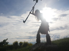 Shooting Skyrim - Ruines d'Allan -2017-06-03- P2090749 (styeb) Tags: shoot shooting skyrim allan ruine village drome montelimar 2017 juin 06 cosplay