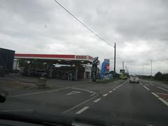 Esso - Witchford Toll, Cambridgeshire (christopherbarker13) Tags: esso exxon petrolstation garage witchfordtoll a143 cambridgeshire