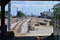 05.06.2017 (IV); Werkzaamheden Hoekselijn (chriswesterduin) Tags: hoekselijn ret metro aanleg